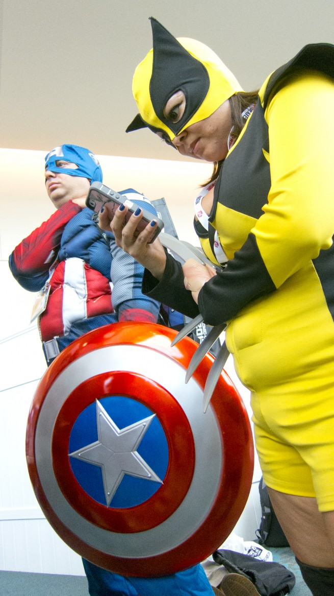 CAPTAIN AND WOLVERINE ANEMUL.COM