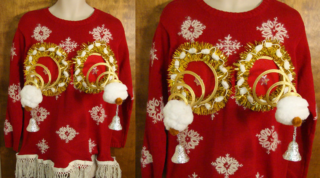 UGLY XMAS SWEATERS! GET YOURS WHILE YOU STILL CAN!! - ANEMULANEMUL